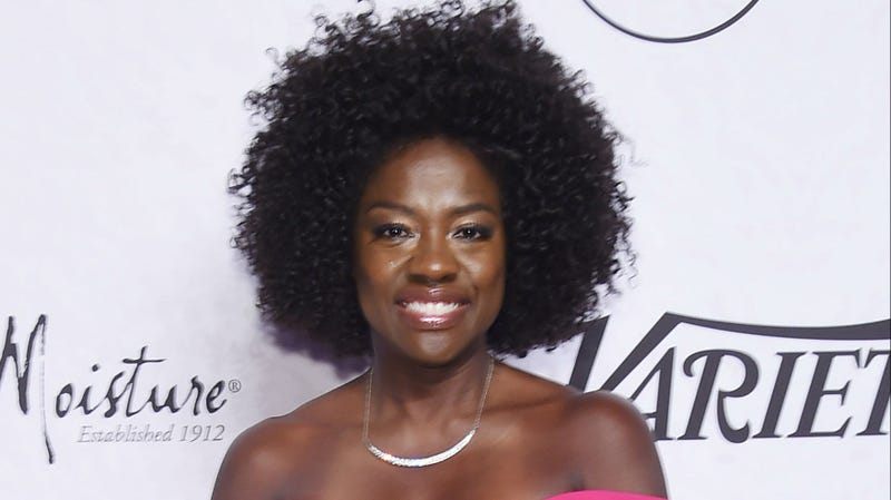 Viola Davis attends Variety's Power of Women: New York at Cipriani Wall Street on April 13, 2018, in New York City.
