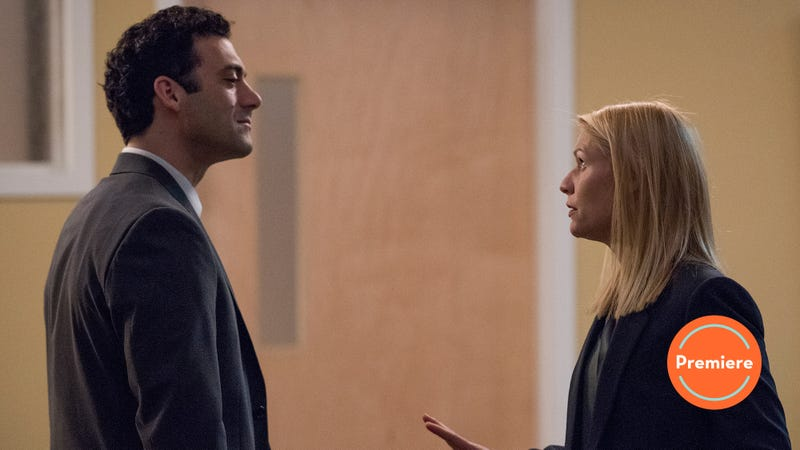 Illustration for article titled In its seventh season premiere, Homeland doubles down on its alternative reality