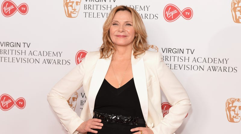Congrats to Kim Cattrall on Her New Show!