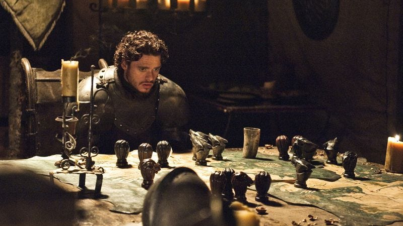 """Illustration for article titled Game Of Thrones (experts): """"A Man Without Honor"""" (for experts)"""