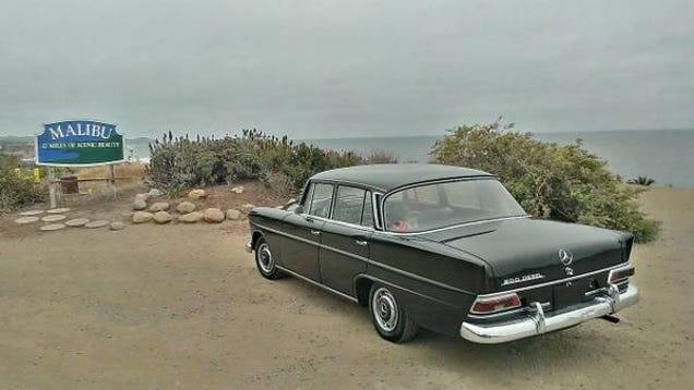 Found on Craigslist: Gorgeous 1967 Mercedes 200D Fintail ...