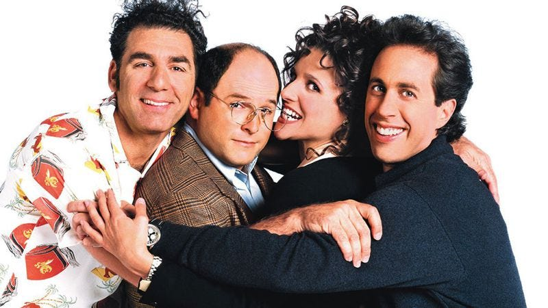 Illustration for article titled There are Seinfeld Emojis now, not that there's anything wrong with that