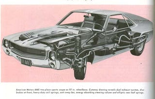 Illustration for article titled Used Bookstore Gold: 1970 Motor Service's Automotive Encyclopedia