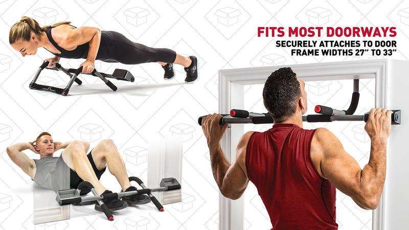 Perfect Fitness Multi-Gym | $29 | Amazon