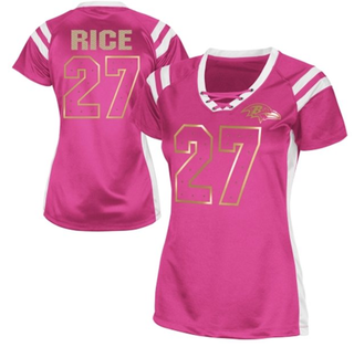 Illustration for article titled Ladies, Buy Your Pink Ray Rice Jerseys Today!