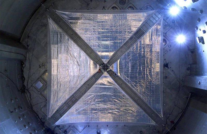 Científicos logran por primera vez medir la fuerza que la luz ejerce sobre la materia
