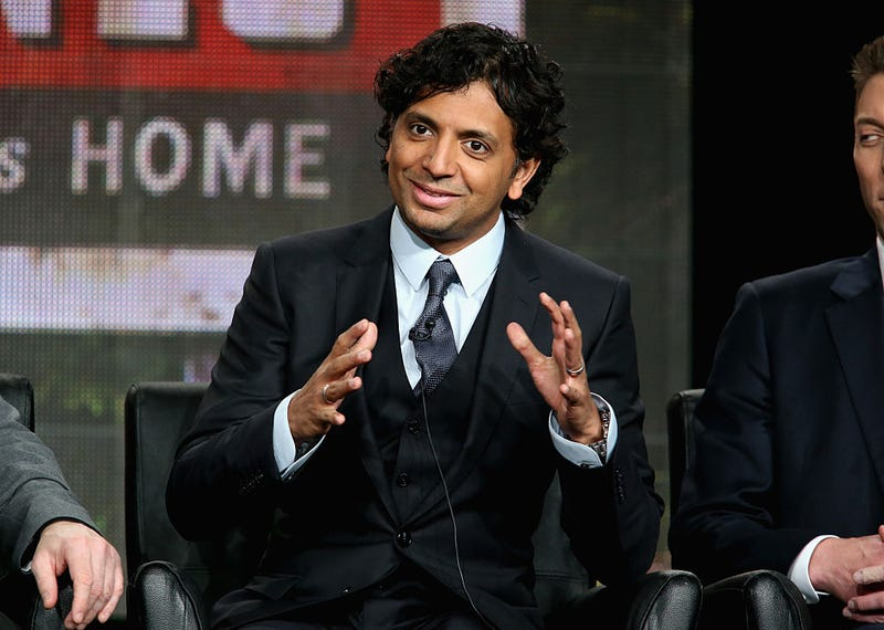 Illustration for article titled Apple recruits M. Night Shyamalan for thriller series