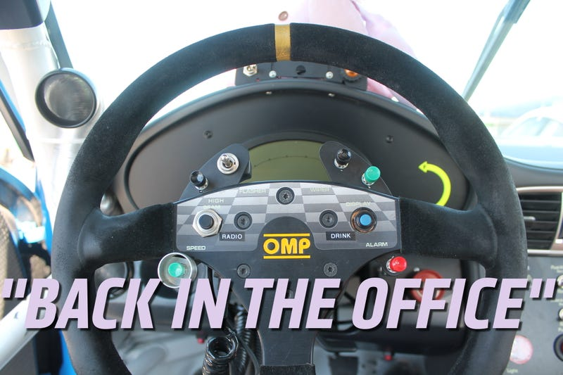 Illustration for article titled Generic Racer Is The Funniest Racing Driver On Twitter