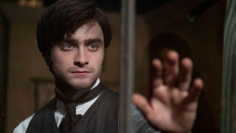 Illustration for article titled Daniel Radcliffe will continue to move past Harry Potter by building the Brooklyn Bridge