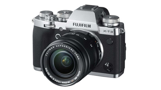 Fujifilm s X-T3 Chases Even Better Video While Fixing the Two Biggest Issues About the X-T2