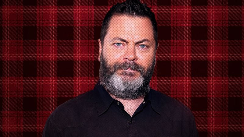 Nick Offerman On Middle Aged Sex And What People Get Wrong About Ron