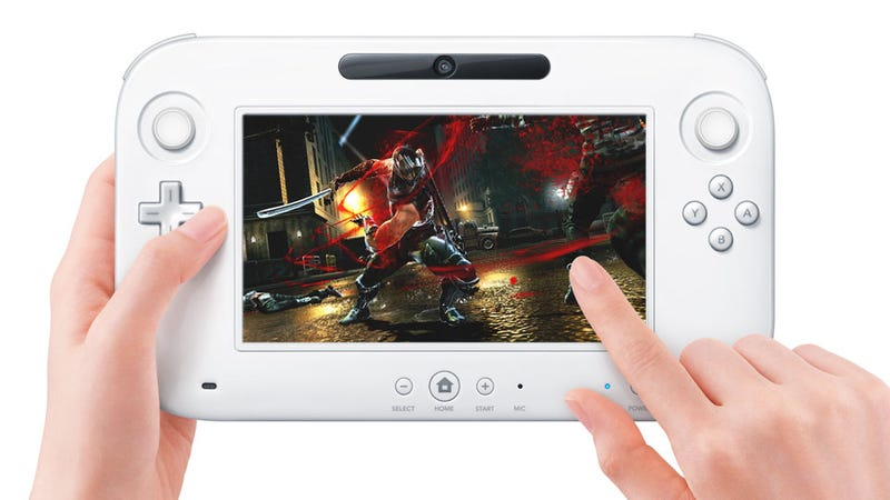 Illustration for article titled Ninja Gaiden 3 for Wii U Gets Dragon Sword-style Touchscreen Controls