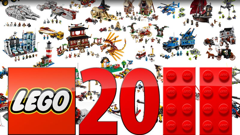 Illustration for article titled All the Best Lego Sets for 2011