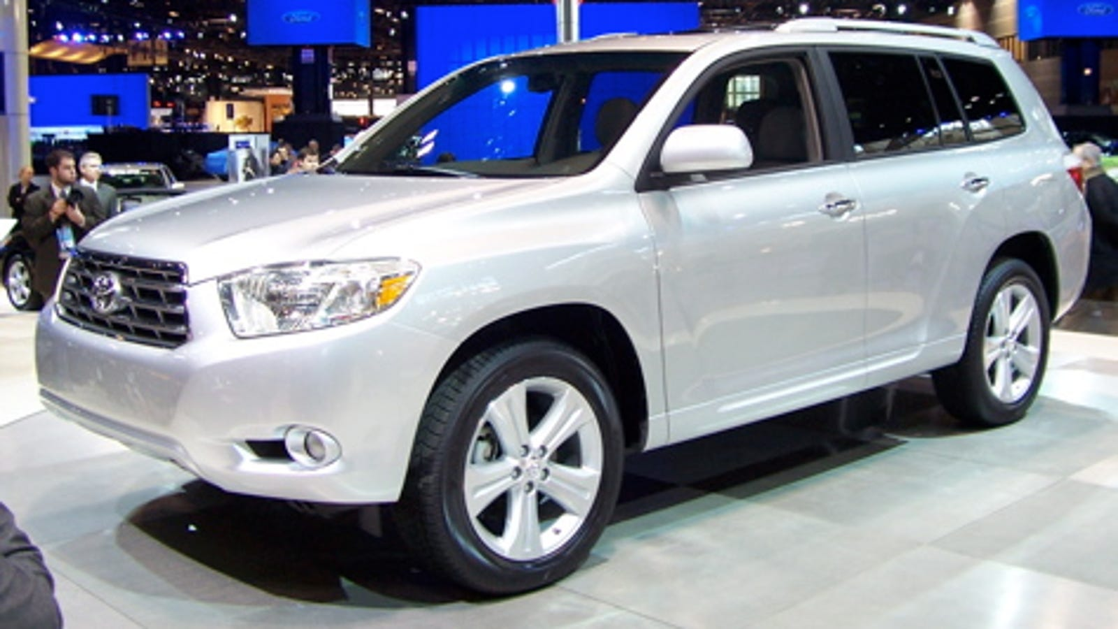 High In Mississippi Toyota Highlander New Crossover To Be Built Near Tupelo