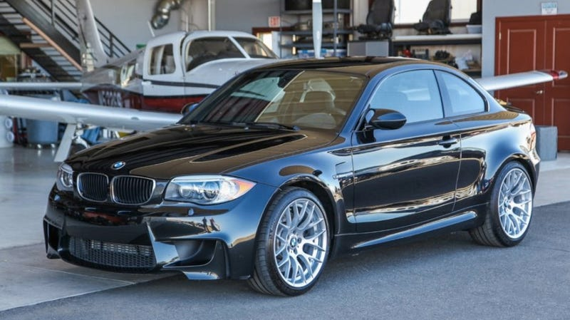 Illustration for article titled A Nice BMW 1M Is Worth More Than A 2018 BMW M2