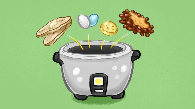 15 Surprising Things You Can Make In A Rice Cooker