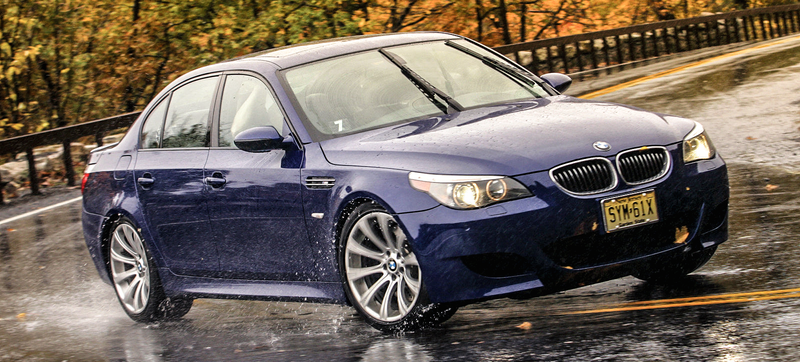 Illustration for article titled Holy Hell, The 500-HP BMW M5 Is Officially Cheaper Than A Honda Civic