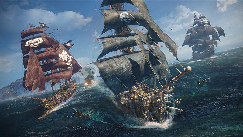 Illustration for article titled Skull & Bones Is Way More Than Just A Black Flag Spinoff
