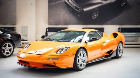 Lamborghini Just Restored Its Terrible Formula One Car