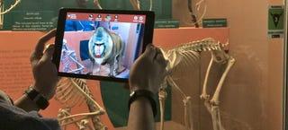 Illustration for article titled Todos los museos deberían teneruna app de realidad aumentada como esta
