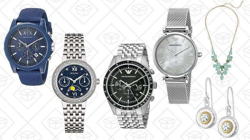 Up to 60% Off Designer Jewelry & Watches