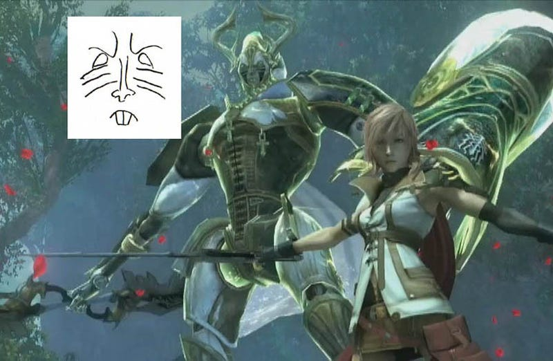Illustration for article titled Square Enix Perfecting FFXIII Summons