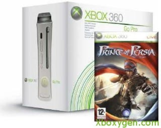 Illustration for article titled 7 New Xbox 360 Bundles For Europe