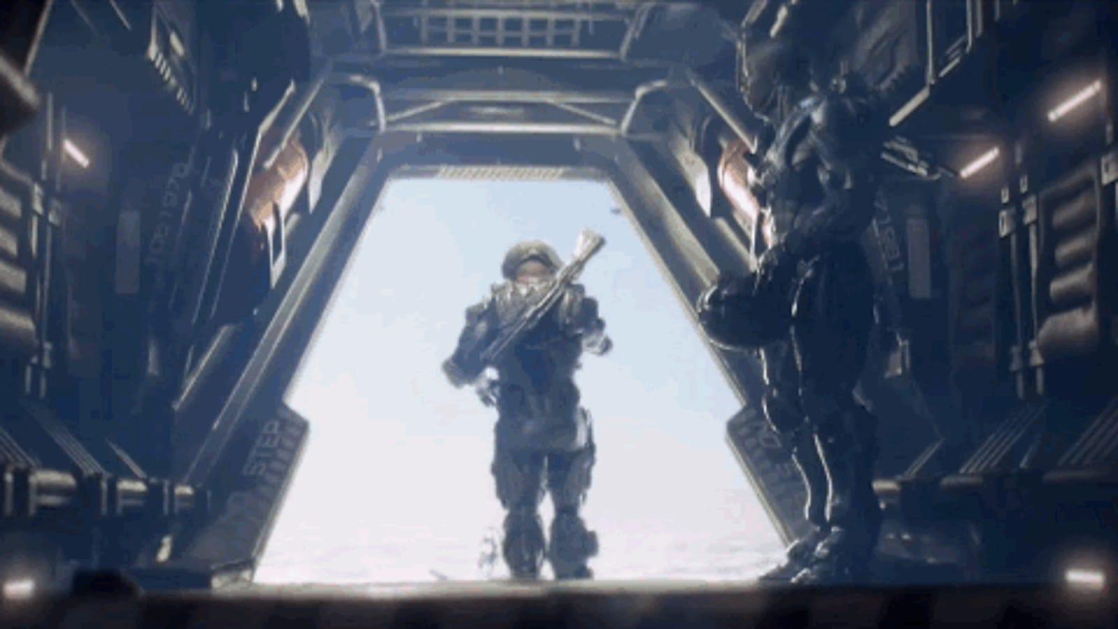 La intro de Halo 5: Guardians ya está aquí, y es perfecta