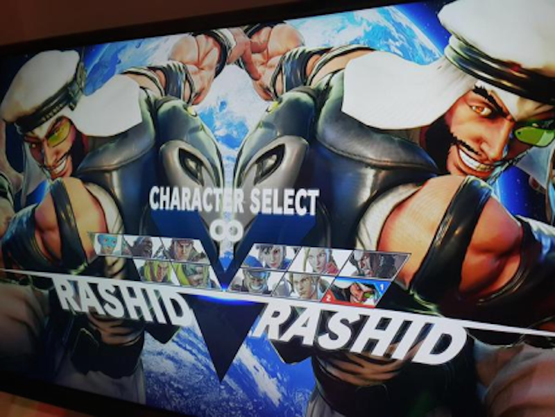 Illustration for article titled A Quick Look at Rashid, Street Fighter V's All-New Middle Eastern Character