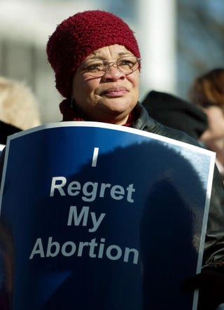 Dr. Alveda King says her uncle Dr. Martin Luther King Jr. would oppose abortion. (Getty)