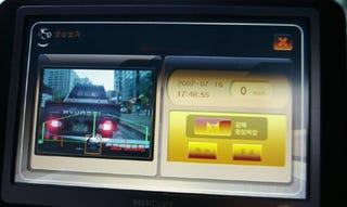 Illustration for article titled Black Eagle GPS Video Logs Car Crashes