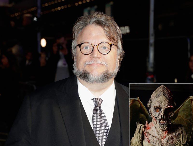 Illustration for article titled Guillermo Del Toro: 'In Today's Society, The True Monsters Are The Horrifying, Flesh-Eating Gargoyles'