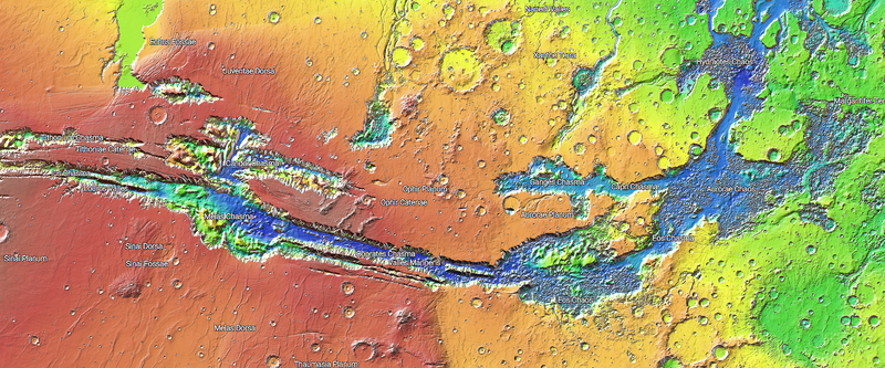 Illustration for article titled Explore the Surface of Mars With NASA's Latest Web Tools