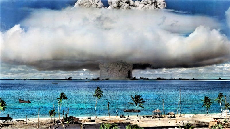 analyzing the discussion by the american to drop atomic bomb in the united states Decision to drop the atomic bomb  the united states, along with other countries, criticized japanese aggression but shied away from any economic or military .