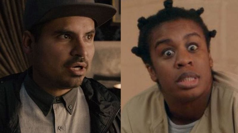 Illustration for article titled Michael Peña and Uzo Aduba in talks for My Little Pony