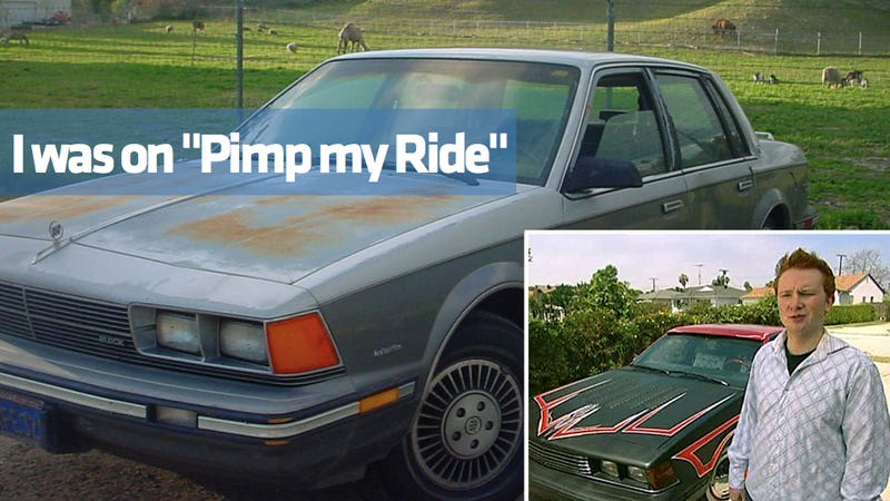 pimp up my car