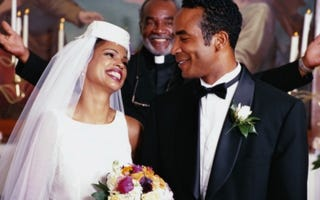 The percentage of black women 35 and older who have never been marrieddrops to 25 percent. (Thinkstock)