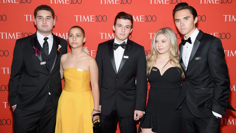 Parkland Shooting Survivors