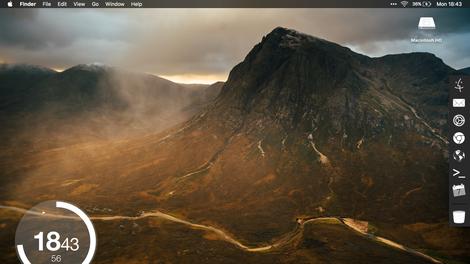 The Sierra 10 Desktop