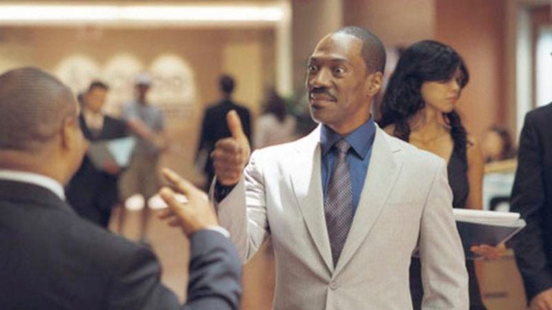 Illustration for article titled Eddie Murphy to play Marion Barry in Spike Lee-directed biopic