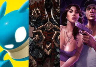 Illustration for article titled THQ Returns To Saints Row, Darksiders, And De Blob Next Year