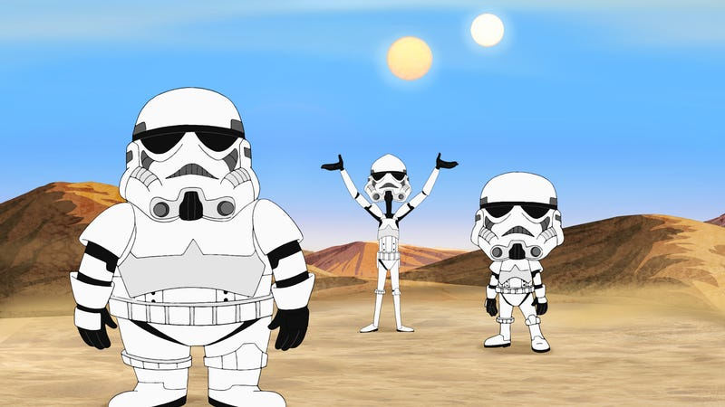 Illustration for article titled Lucasfilm killed a Star Wars spin-off set on everyone's favorite sandy shithole, Tatooine
