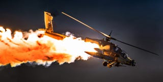Illustration for article titled Israel's Air Force Through The Lens Of An Amazing Military Photog