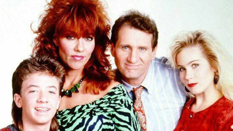 Illustration for article titled Fox to celebrate its birthday by re-airing the Married... With Children pilot