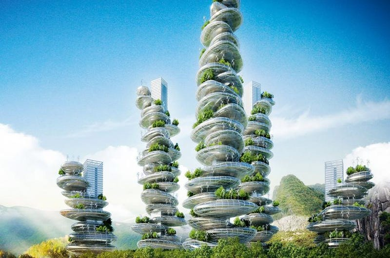 Illustration for article titled How Vertical Farming is Revolutionizing the Way We Grow Food