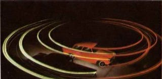 Illustration for article titled AMC was doing light painting in 1960