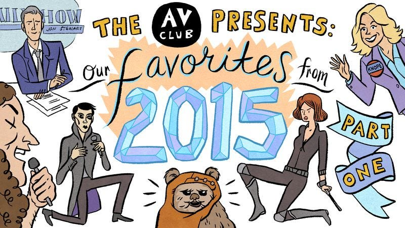 Illustration for article titled Patting our own backs: The A.V. Club presents the best of The A.V. Club, part 1