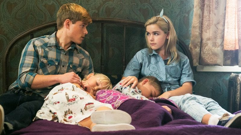 Get ready for more incest action as Lifetime ramps up Flowers In The Attic sequel