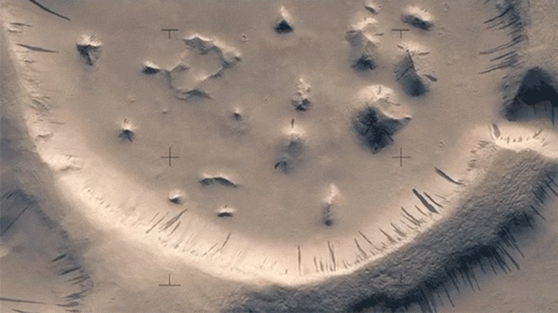 photo image Filmmaker Painstakingly Crafts One of the Best Looks at Mars Ever