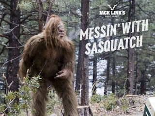 """Illustration for article titled I call bagsies on the nickname """"the Sassquatch""""."""